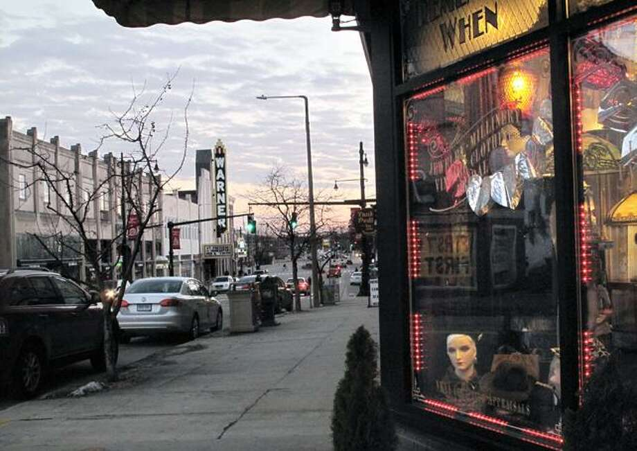 DEBBI MORELLO/Register Citizen The owners of Remember When and others on Main Street have varying opinions on what some might consider the most difficult season for retailers.