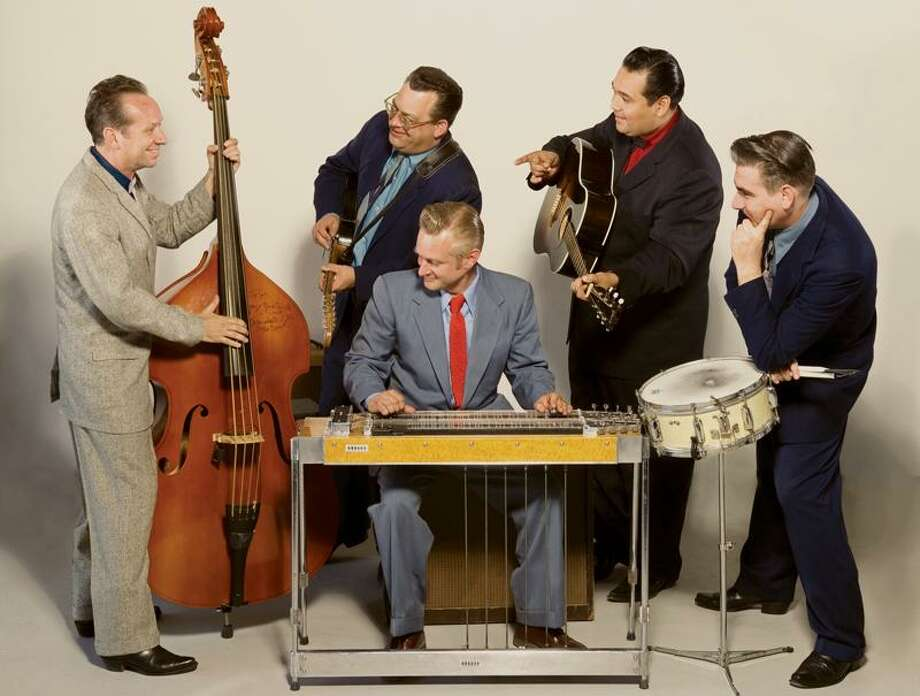 Big Sandy & His Fly-Rite Boys take audiences back to the '50s.