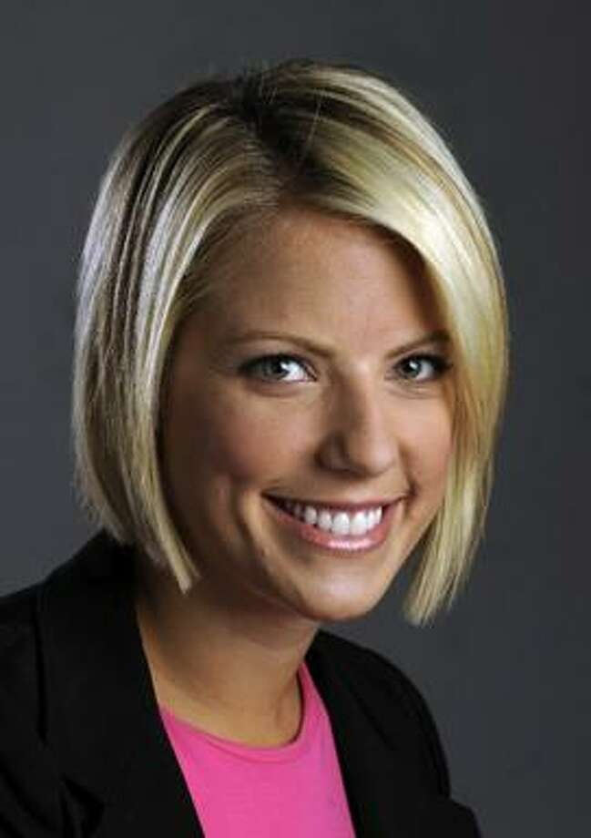 Alison Morris of WTIC: Will co-anchor evenings with Brent Hardin.