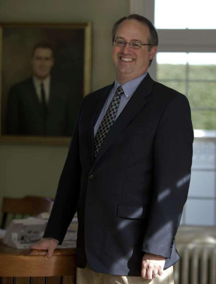 Head of School, Adam K. Man