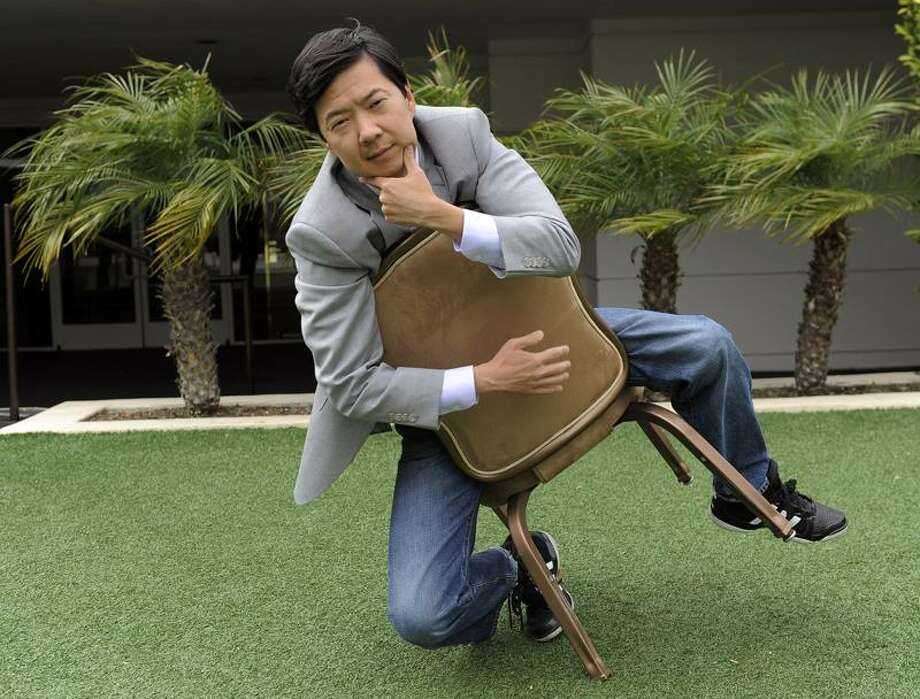 Actor, comedian and physician Ken Jeong poses for a portrait in Beverly Hills, Calif. Associated Press Photo: AP / AP2011