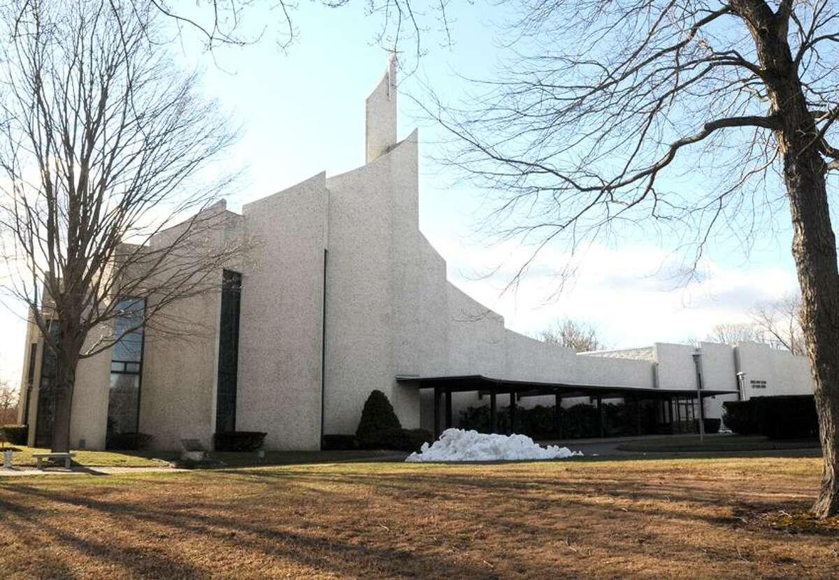 The Church of the Ascension in Hamden. Mara Lavitt/Register
