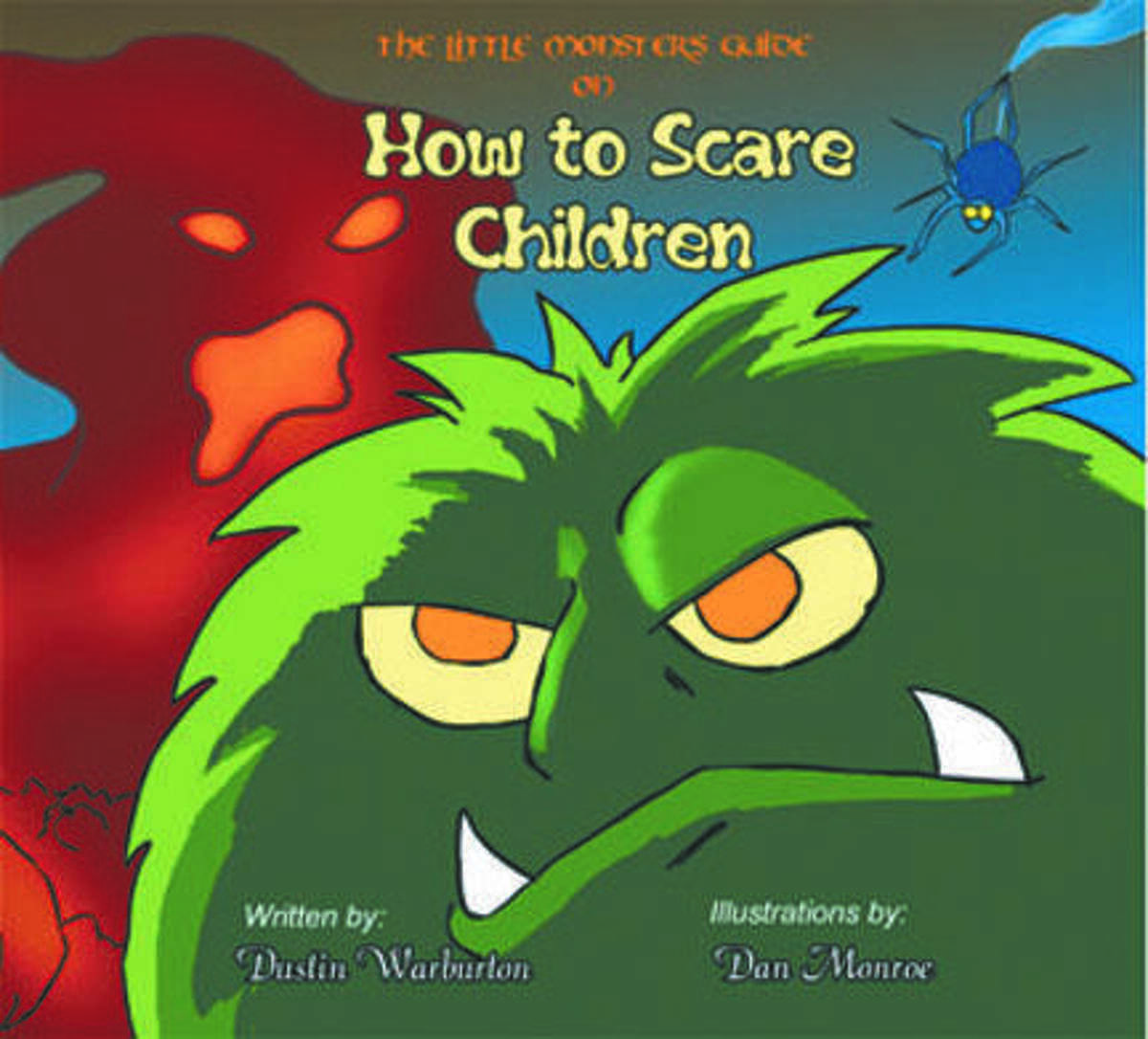 Submitted Photo Author/filmmaker Dustin Warburton discusses new picture book and film credit.