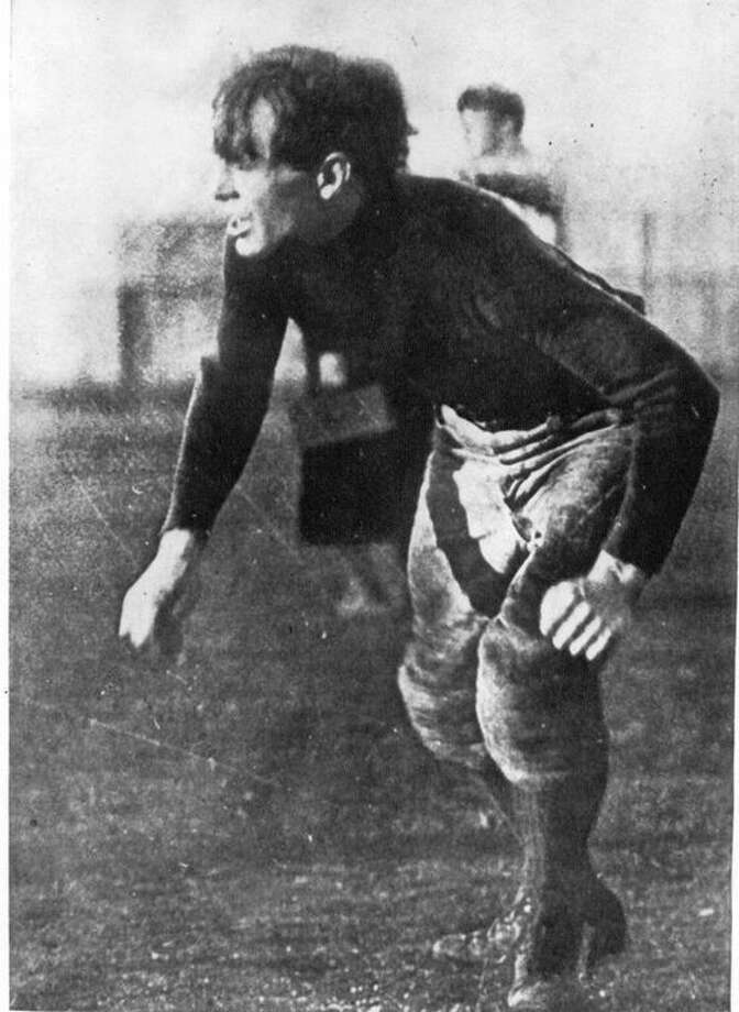 Four time All-American defensive end Frank Hinkey from Yale. (Photo courtesy of Yale University)
