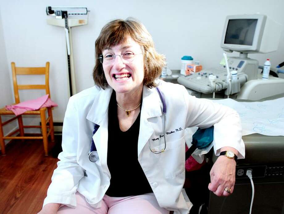 """Even though the folks at Yale-New Haven Hospital stick tongue depressors in their mouths sideways when they hear these two say it ... Guilford obstetrician and gynecologist Mary Jane Minkin and Durham writer Amy Bloom will lift the hood, so to speak, for """"Lady Parts: Car Talk for Women"""" Thursday at the Kate in Old Saybrook."""