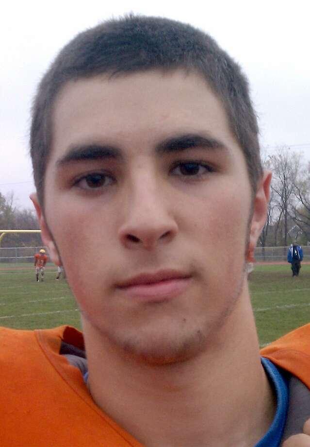Dylan Cafalone, Oneida football
