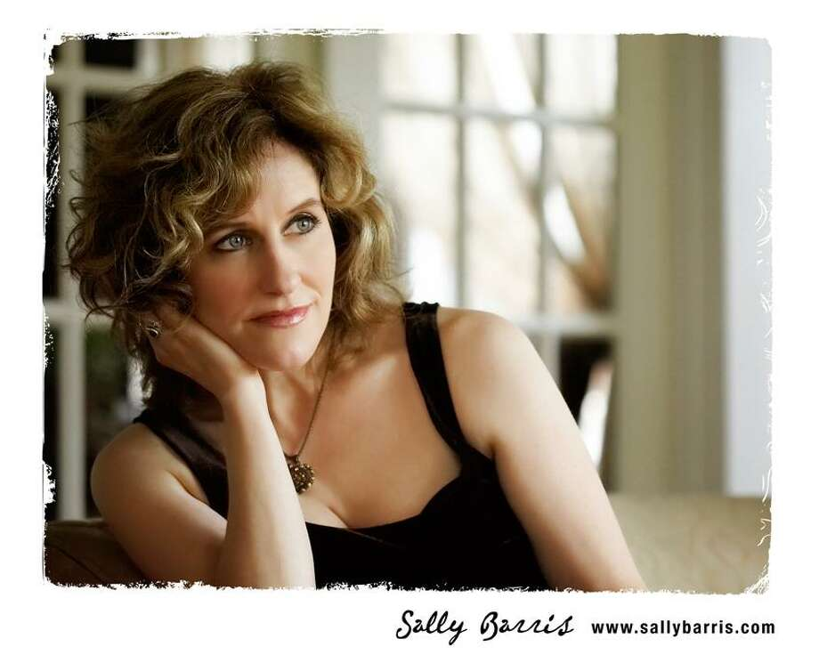 Contributed photo: Nashville-based artist and songwriter Sally Barris will perform at 8:30 Friday night at The Outer Space. Barris' songs have been recorded by Martina McBride, Trisha Yearwood, Lee Ann Womack and Kellie Pickler. Tickets are $10.