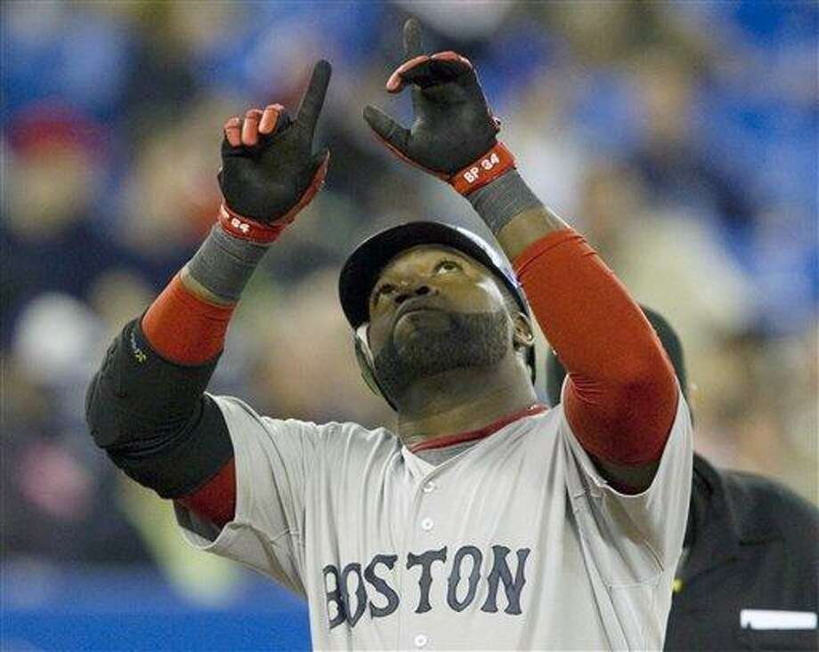 David Ortiz (AP Photo/The Canadian Press, Frank Gunn) Photo: AP / CP