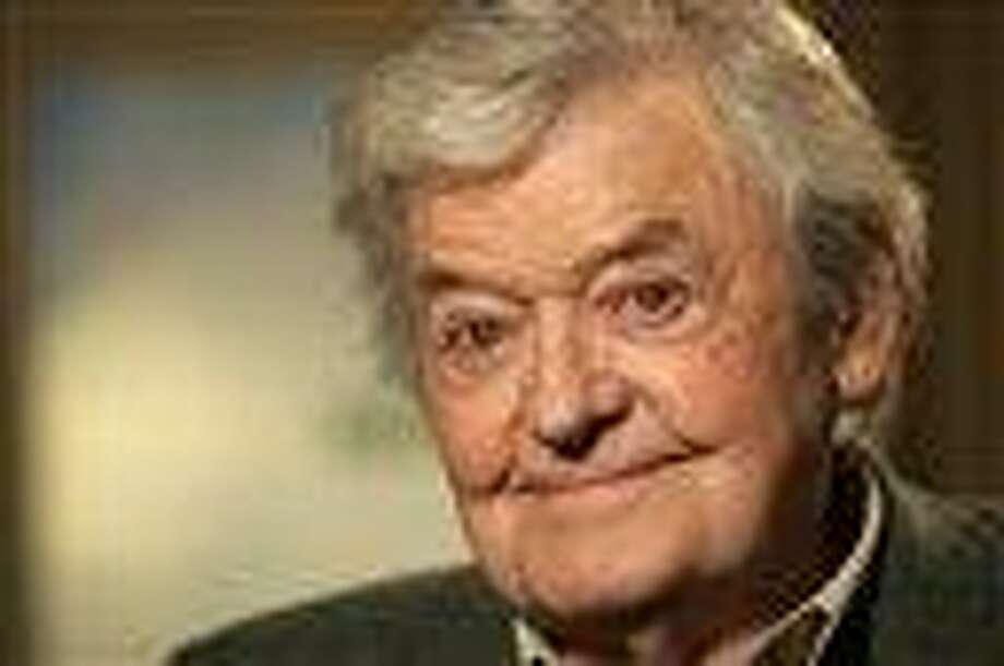 In this 2008 file photo, actor Hal Holbrook poses for a photograph in New York. The Mark Twain Boyhood Home & Museum in Hannibal, Mo., announced Wednesday that Holbrook is the first-ever recipient of the Mark Twain Lifetime Achievement Award, which recognizes someone whose life's work has furthered the legacy of Mark Twain.  Associated Press Photo: AP / AP2008