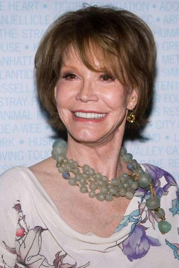 Mary Tyler Moore Photo: AP / 2009 AP
