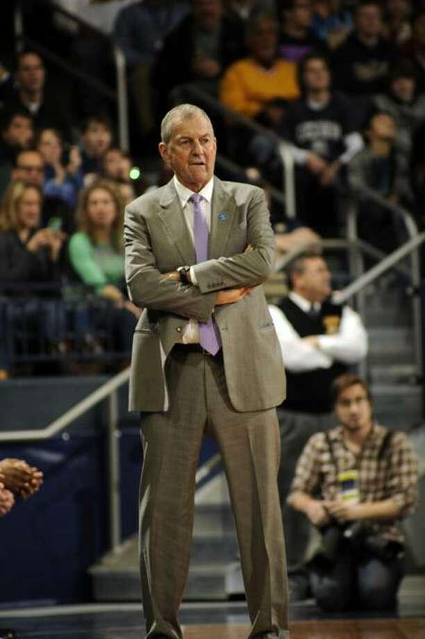 UConn coach Jim Calhoun says Cincinnati has become a different team in the aftermath of the Bearcats' brawl with Xavier. (AP photo) Photo: AP / Joe R. Raymond