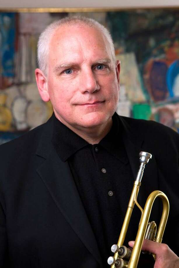 Photo courtesy New York Chamber Brass: Richard Clymer will solo on trumpet in the New Haven Symphony Orchestra's season finale.