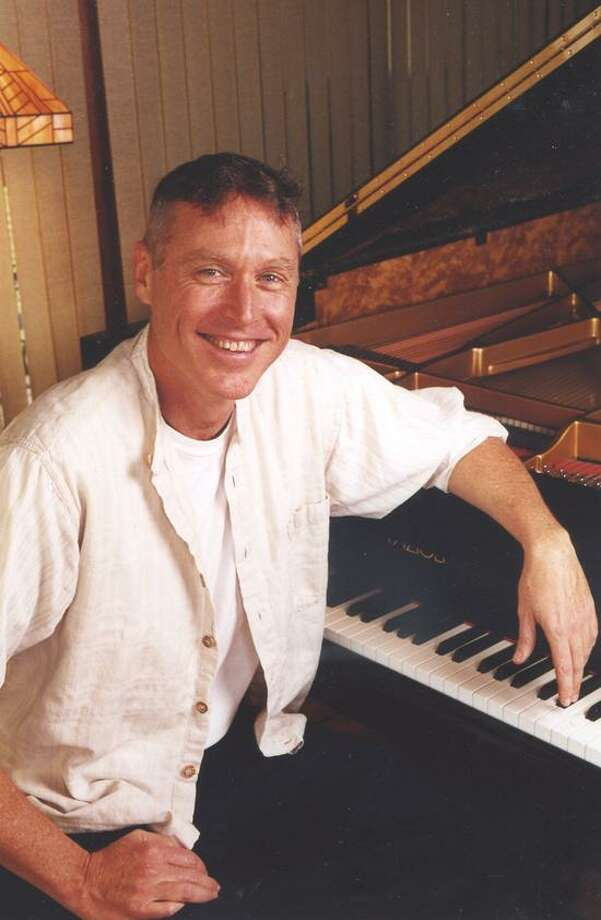 Contributed photo: Chad Hardin gives a free lecture-recital May 20.