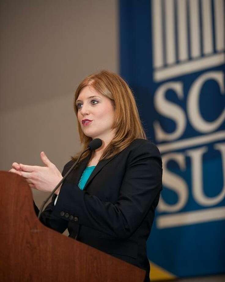 Erin McPike / 2012/SCSU