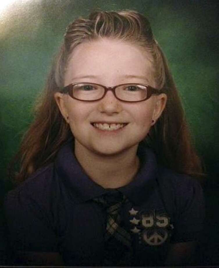 This image provided by the Westminster Colorado Police Department shows Jessica Ridgeway, who went missing on her way to school on Oct. 5. A body found in a suburban Denver park was identified Friday, Oct. 12, 2012, as that of the missing 10-year-old girl, as anxious parents kept close watch over their children because of the potential presence of a predator in their midst, authorities said. (AP Photo/Westminster Colorado Police Department) Photo: AP / AP2012