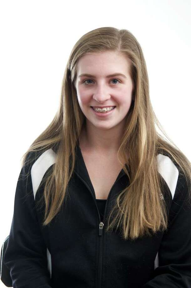 FEMALE ATHLETE OF WEEK: Valarie Coleman, Law, gymnastics.