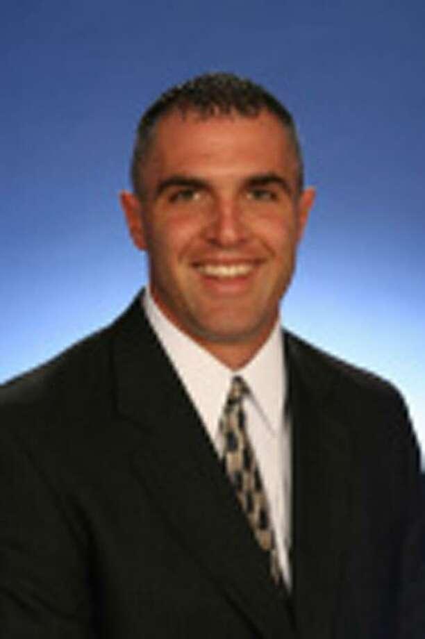 Yale football coach Tony Reno (Photo courtesy of Yale Athletics)