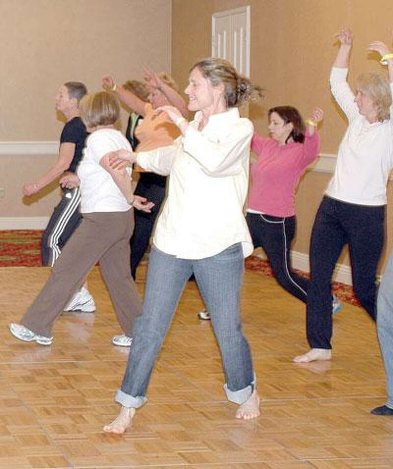 Sessions at the ninth annual Women and Family Life Center's Women's Health Conference Sunday include exercise classes, health lectures and interactive workshops. (Women and Family Life Center)
