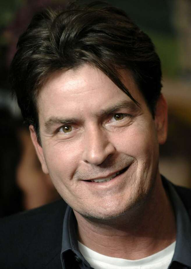 Charlie Sheen. Photo by Chris Pizzello/AP