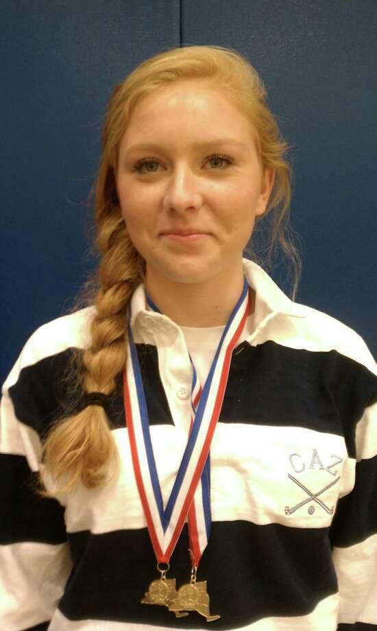 Emmajean Speer, Cazenovia field hockey