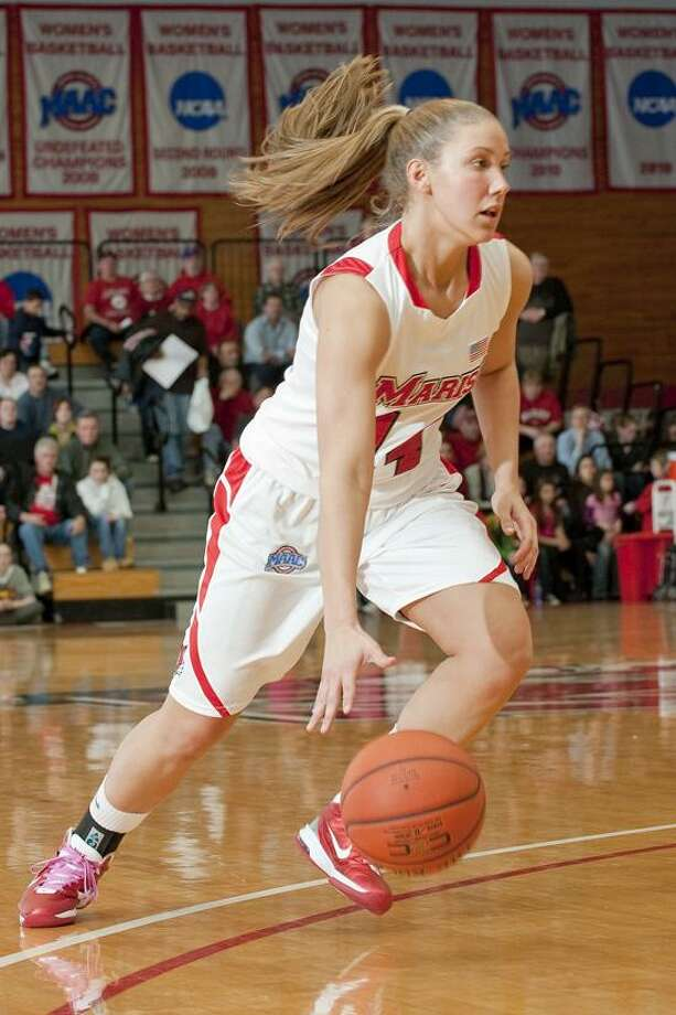 Casey Dulin (Photo courtesy of Marist College)