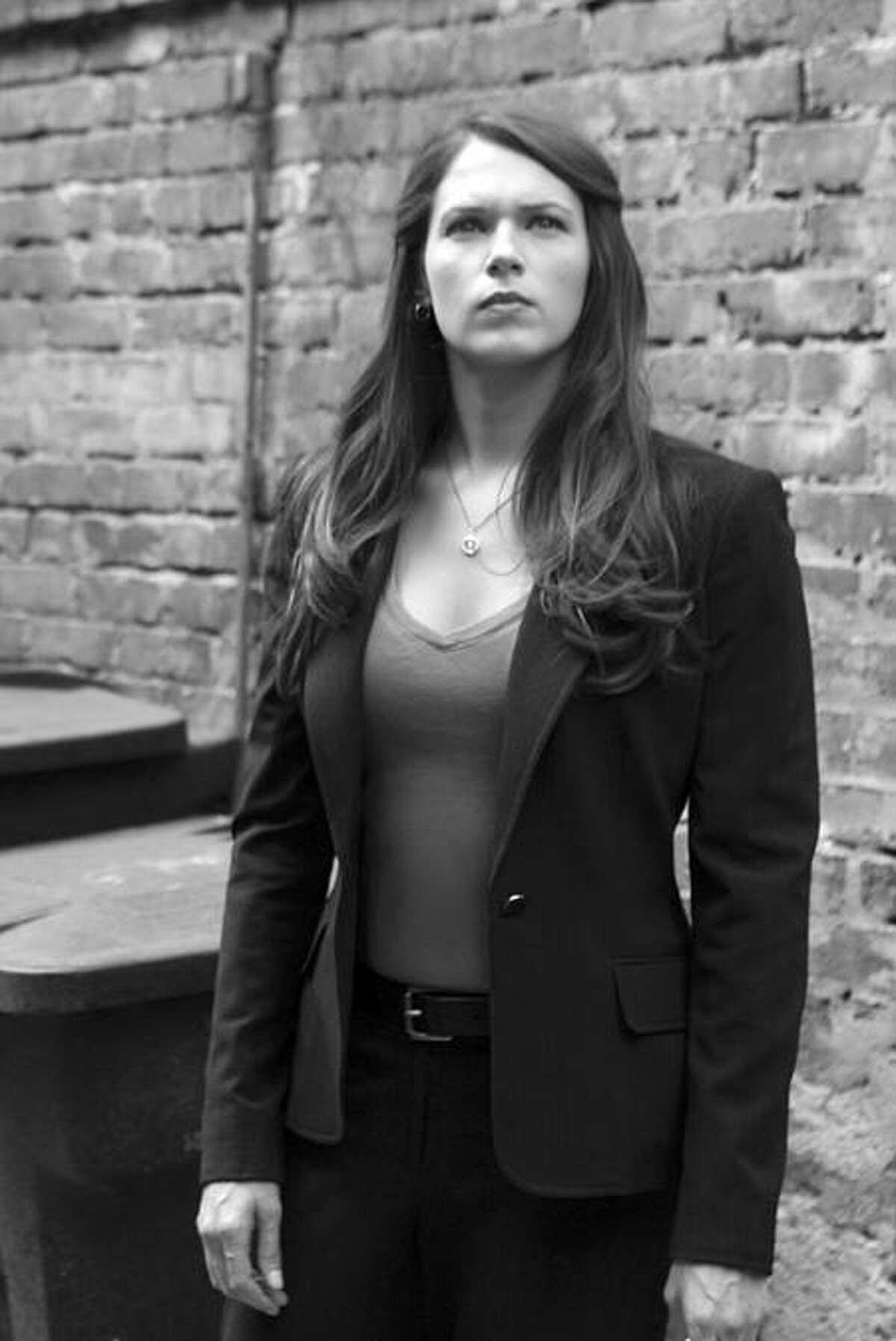 "Amanda Righetti co-stars on ""The Mentalist"" at 10 p.m. on CBS."