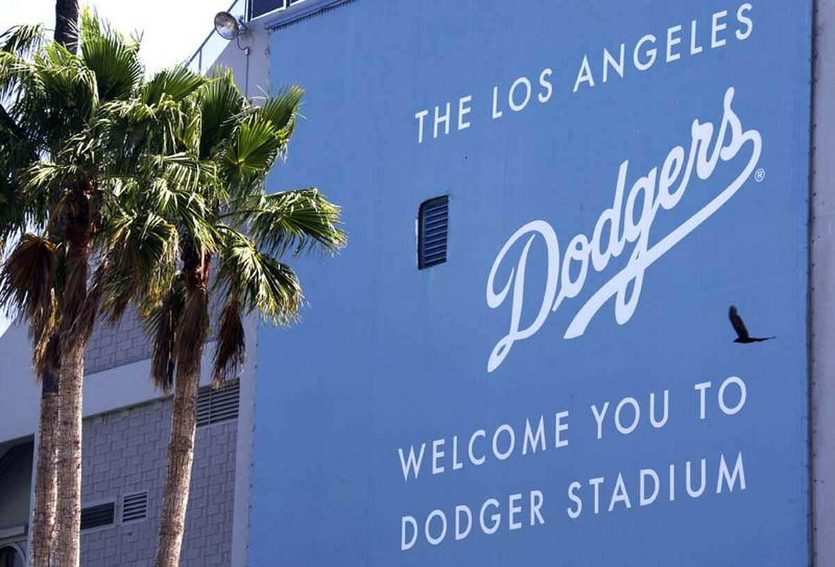 Dodger Stadium, home of the Los Angeles Dodgers. (Associated Press)