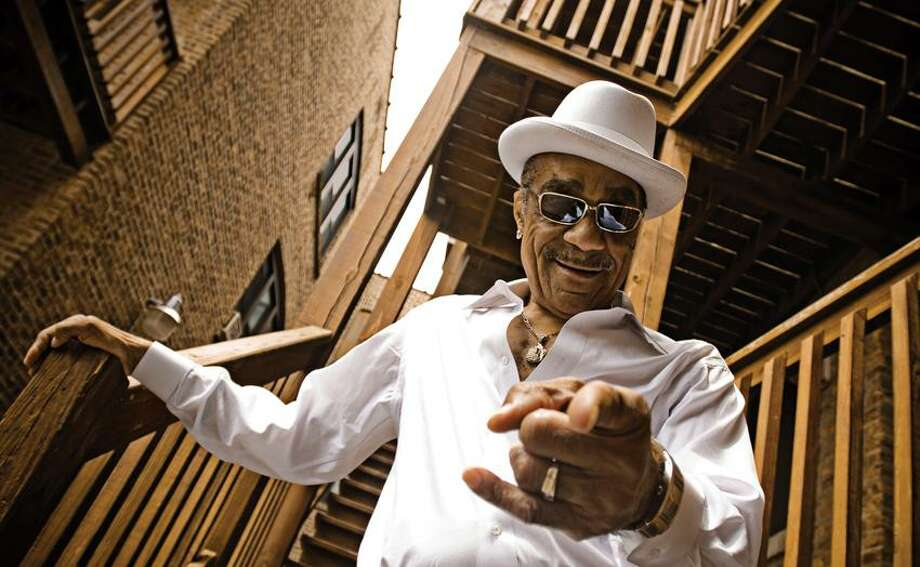 "Doug Coombe photo: At 76, Andre Williams continues to dish the ""dirty R&B."""