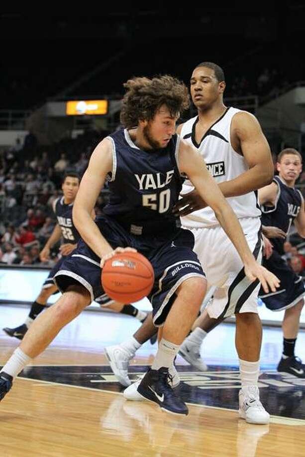 Yale's Jeremiah Kreisberg. (Photo courtesy of Yale athletics)