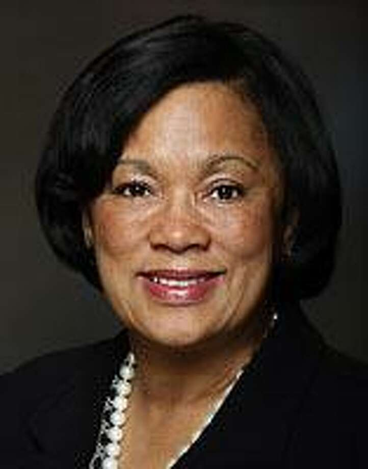 State Sen. Toni Harp, D-New Haven, co-chairwoman of the General Assembly's Appropriations Committee