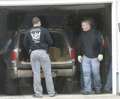 Oneida City Police investigating meth lab on Palmer Drive