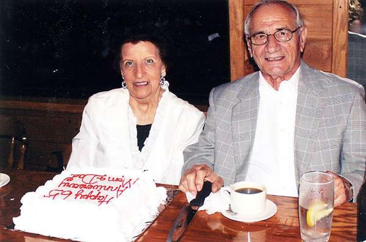 Anthony and Elizabeth DiGaspari