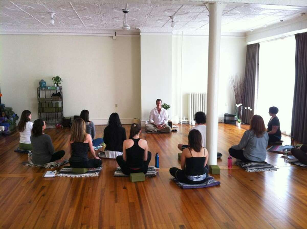Breathing Room Yoga Center, New Haven 4.5/5 stars | 52 reviews | Website Yelp review