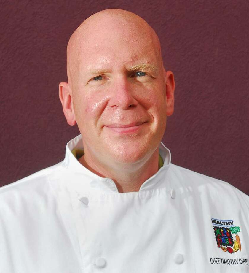 Chef Tim Cipriano in a 2010 file photo. Brad Horrigan/New Haven Register