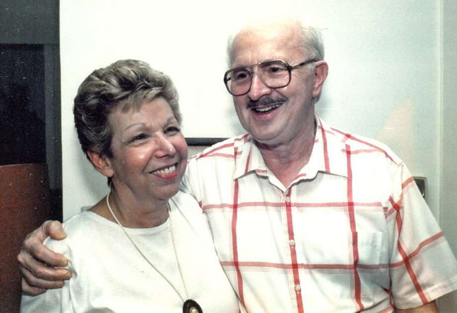 Contributed photo: Val and Jean Cherni met in New York City and shared a full life together.