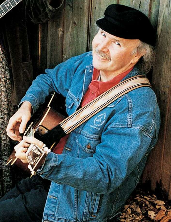 Contributed photo: Tom Paxton.