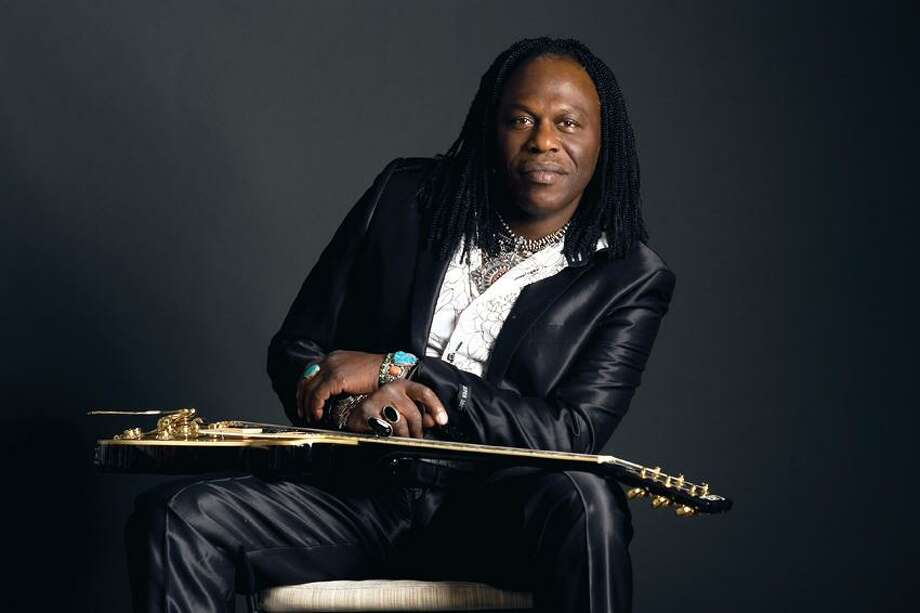 Contributed photo: Joe Louis Walker in Fairfield will be in Fairfield this weekend