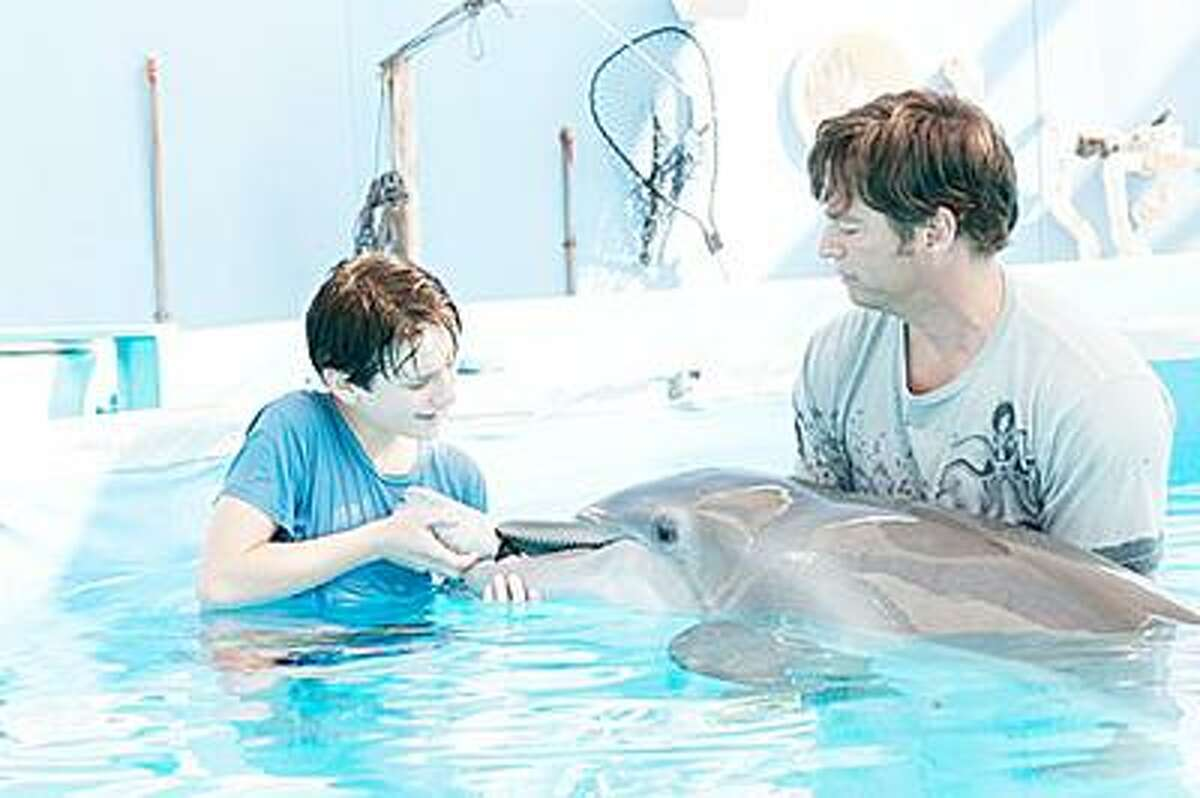 """""""Dolphin Tale"""" will be shown at the Cazenovia Public Library Friday, Dec. 30 at 2 p.m. and 7 p.m."""