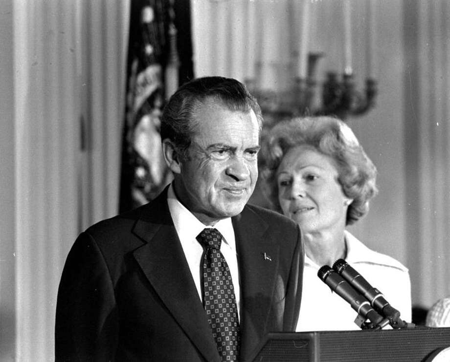 Richard M. Nixon       Associated Press Photo: AP / AP