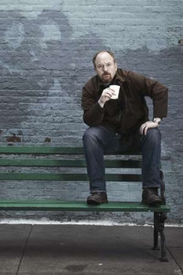 """Louis C.K. has an unusual transportation experience in """"Louie"""" at 10:30 p.m. on FX."""
