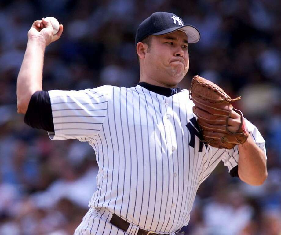 Former Yankees pitcher Hideki Irabu has been found dead. Suicide by hanging is suspected. (Associated Press file photo) Photo: ASSOCIATED PRESS / AP1999