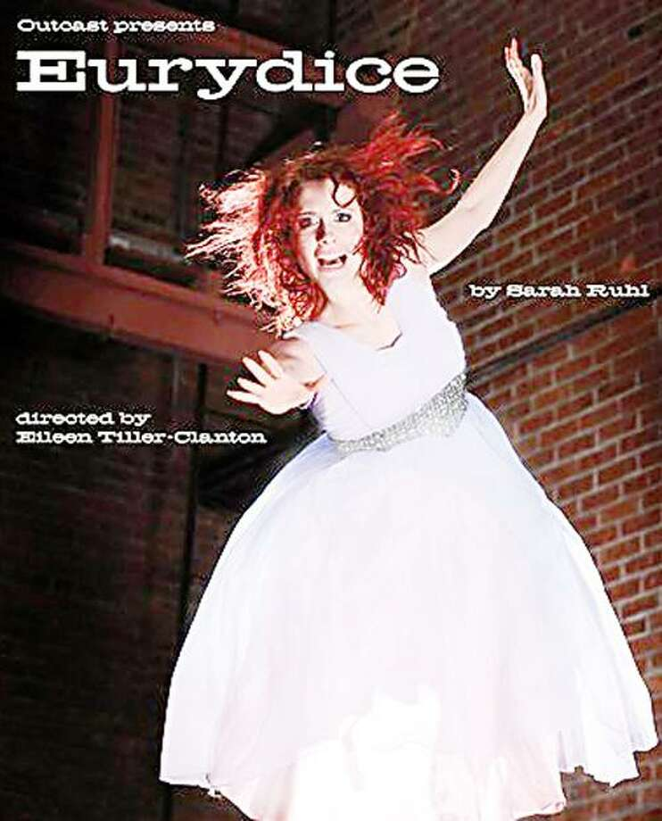 "The Uptown Theater in Utica presents ""Eurydice"" tonight at 7:30 p.m. and Sunday at 2 p.m."