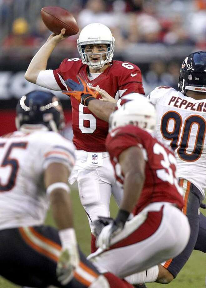 Dan Nowak says to pick up Arizona Cardinals quarterback Brian Hoyer if you need one this week in fantasy football. Photo: AP / AP2012