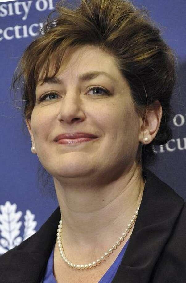 Susan Herbst Photo: AP / AP2010