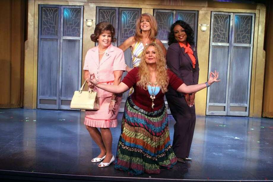 """The cast of """"Menopause The Musical"""" hits all the right notes with both sexes."""