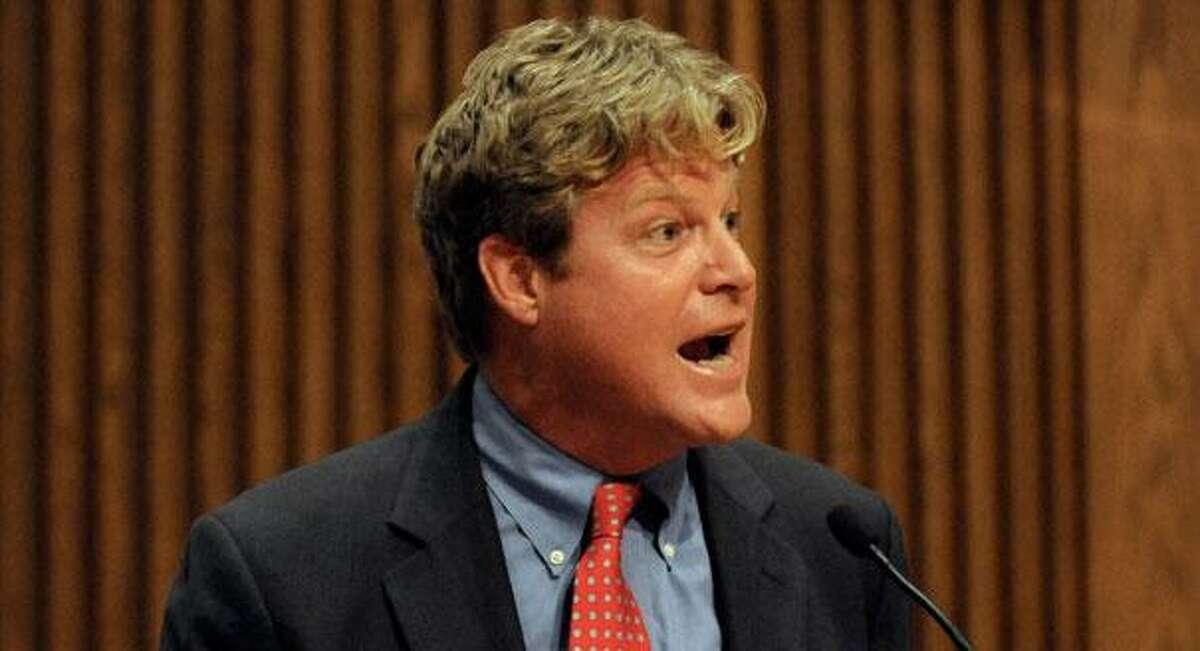 Ted Kennedy, Jr. AP Photo.