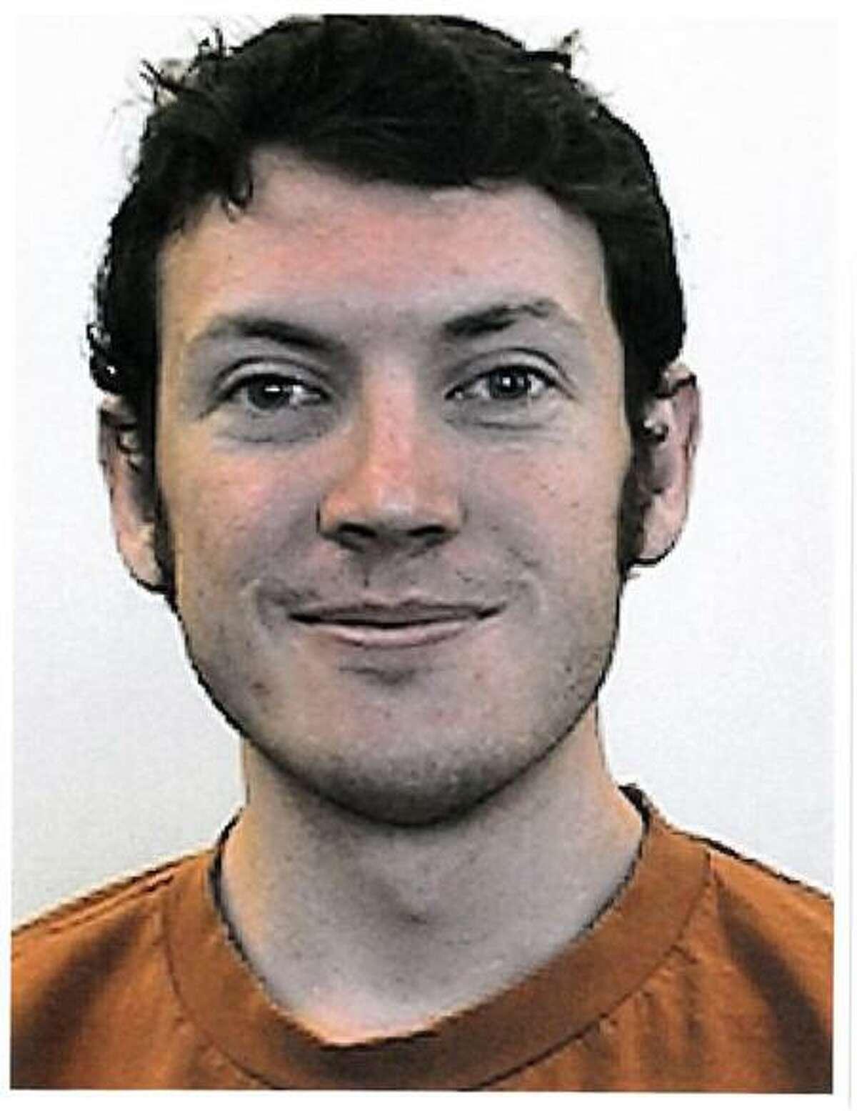 James Holmes. (AP Photo/University of Colorado)