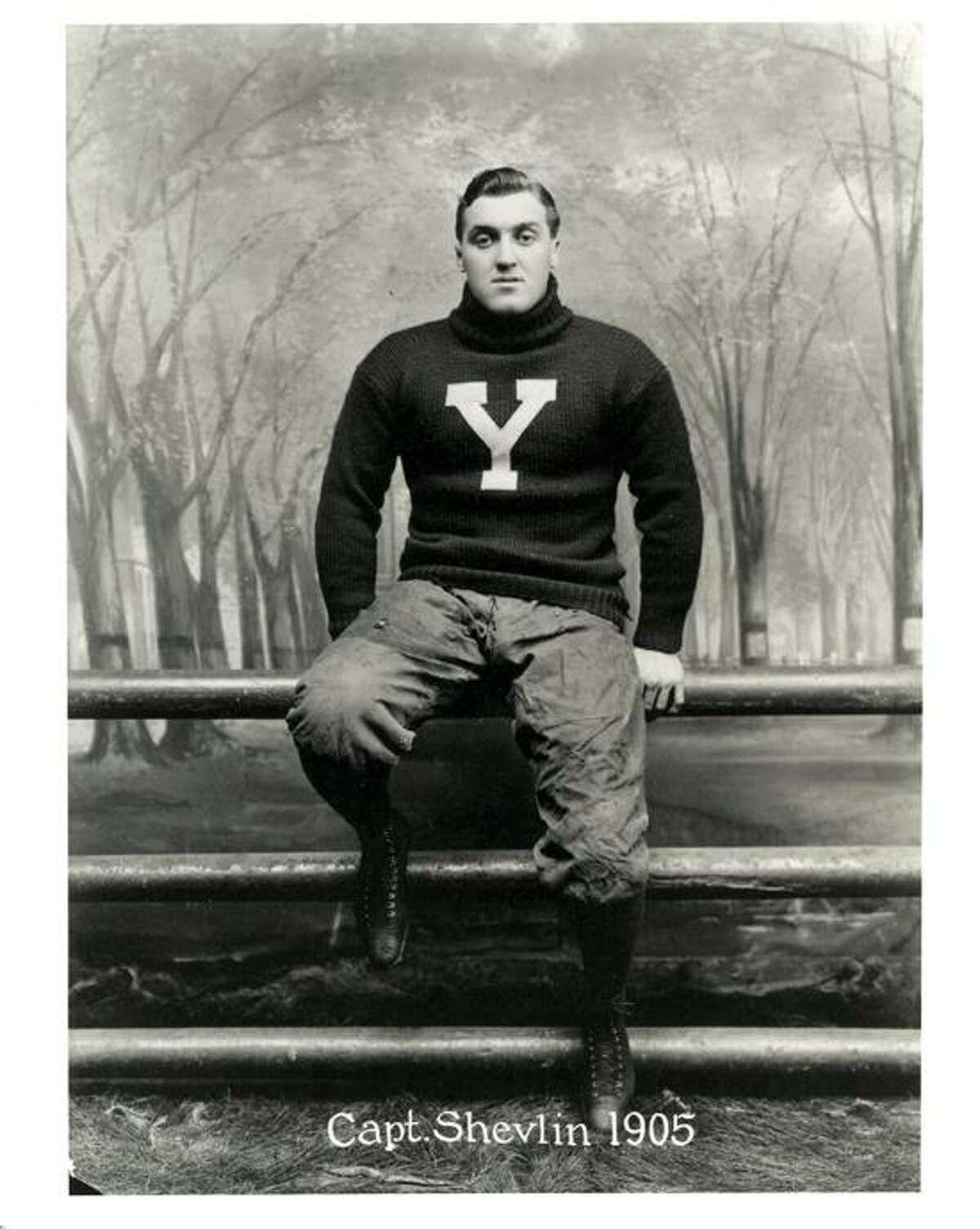 Yale's Tom Shevlin. (Photo courtesy of Yale)