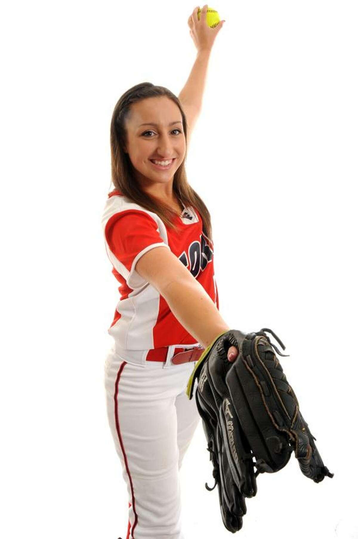 All-Area Softball MVP: Jessica Harkness, Foran