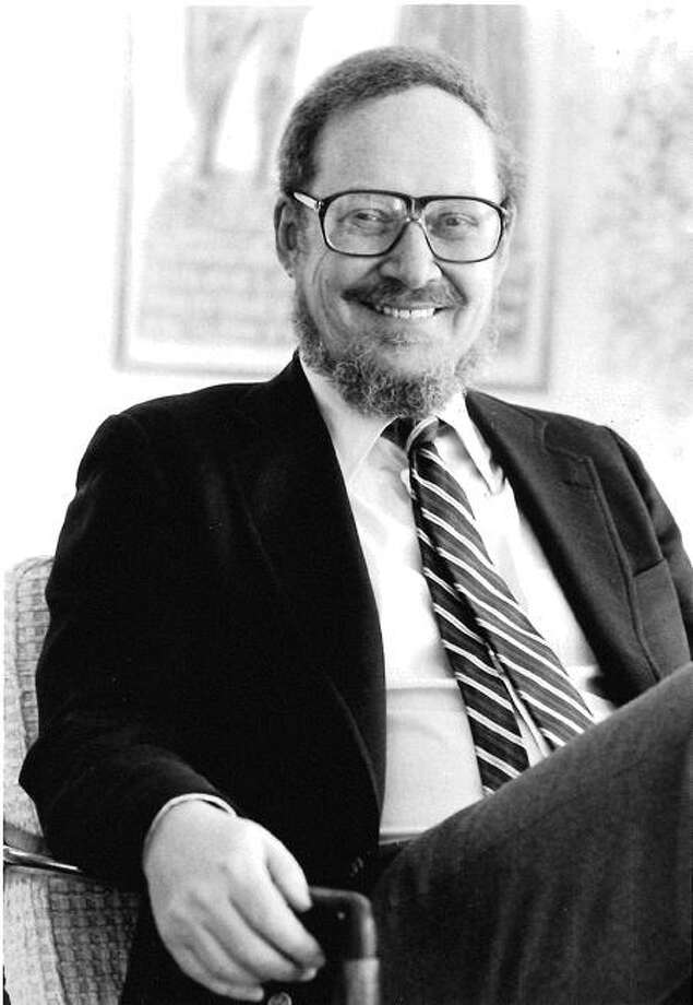 Robert H. Bork, Alexander M. Bickel Professor of Public Law, Yale Law School, April 1979. Photo courtesy of Yale Law School